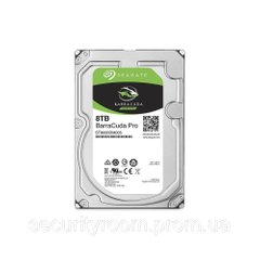 Жесткий диск 3.5 Seagate BarraCuda Pro HDD 8TB 7200rpm 256MB ST8000DM005 SATA III