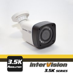 Уличная 5MP видеокамера InterVision PanoRAM-35Wi